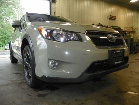 2014 Subaru XV Crosstrek for sale at Ed Davis LTD in Poughquag NY