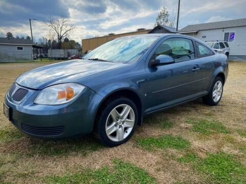 2007 Pontiac G5 for sale at Cutiva Cars in Gastonia NC