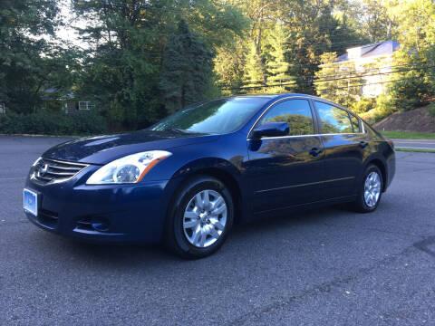 2012 Nissan Altima for sale at Car World Inc in Arlington VA