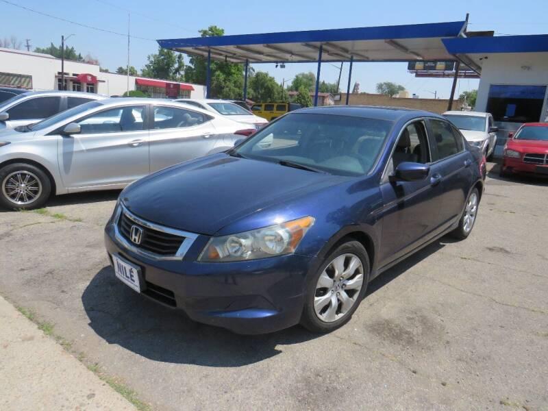 2009 Honda Accord for sale at Nile Auto Sales in Denver CO