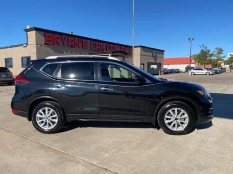 2017 Nissan Rogue for sale at Bryans Car Corner in Chickasha OK