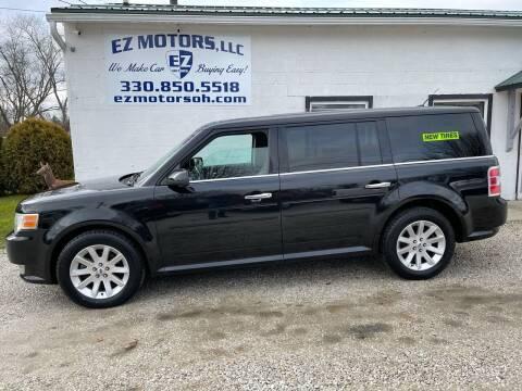 2011 Ford Flex for sale at EZ Motors in Deerfield OH