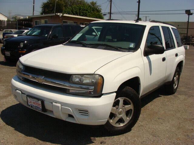 2006 Chevrolet TrailBlazer for sale at L.A. Motors in Azusa CA