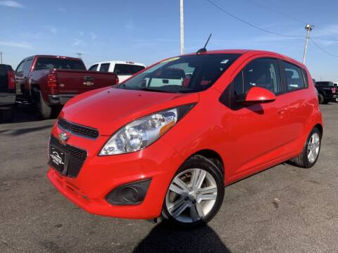 2015 Chevrolet Spark for sale at Superior Auto Mall of Chenoa in Chenoa IL