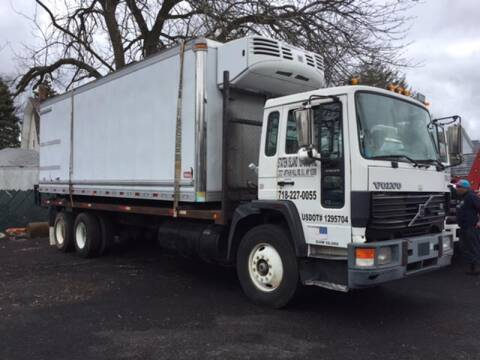 1995 Volvo FE for sale at White River Auto Sales in New Rochelle NY
