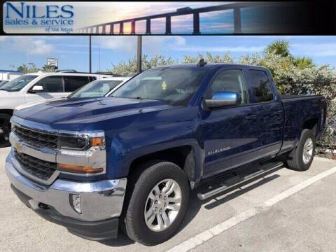 2018 Chevrolet Silverado 1500 for sale at Niles Sales and Service in Key West FL