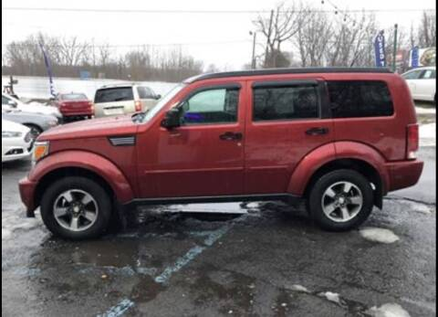 2008 Dodge Nitro for sale at KMK Motors in Latham NY
