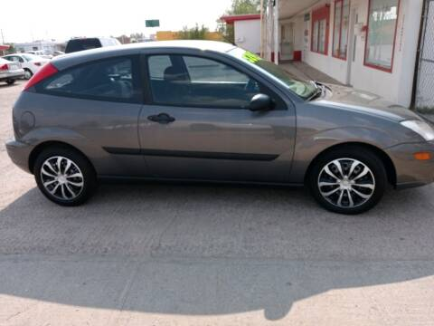 2002 Ford Focus for sale at Senor Coche Auto Sales in Las Cruces NM
