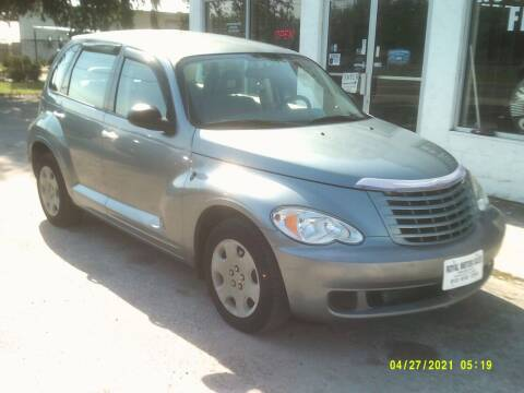 2009 Chrysler PT Cruiser for sale at ROYAL MOTOR SALES LLC in Dover FL