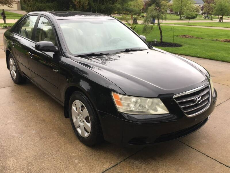 2009 Hyundai Sonata for sale at Payless Auto Sales LLC in Cleveland OH