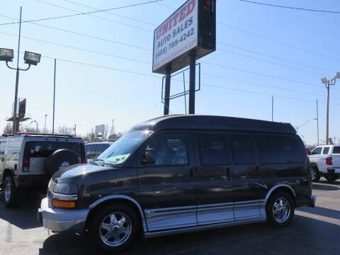 2004 Chevrolet Express Cargo for sale at United Auto Sales in Oklahoma City OK
