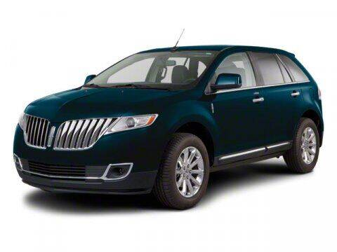 2013 Lincoln MKX for sale at TRAVERS GMT AUTO SALES - Traver GMT Auto Sales West in O Fallon MO