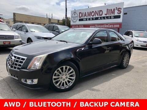 2013 Cadillac CTS for sale at Diamond Jim's West Allis in West Allis WI