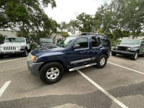2010 Nissan Xterra for sale at Bay City Autosales in Tampa FL