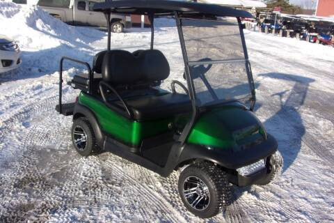 2016 Club Car Precedent 4 Passenger 48 VOLT for sale at Area 31 Golf Carts - Electric 4 Passenger in Acme PA