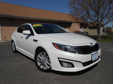2015 Kia Optima for sale at McKenna Motors in Union Gap WA
