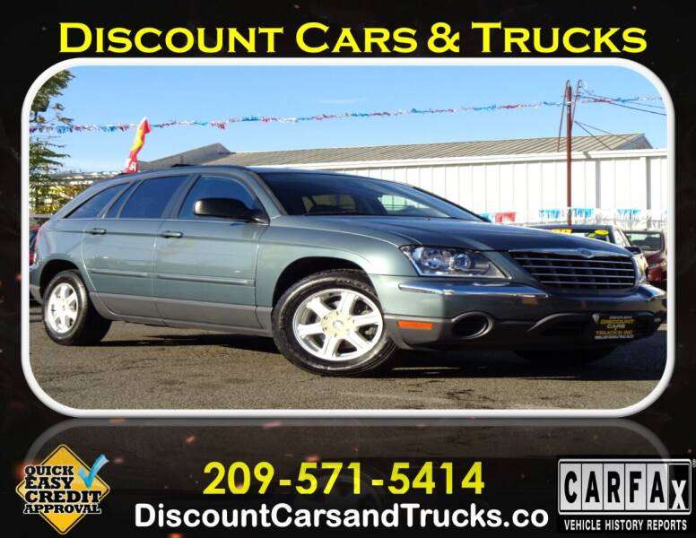 2006 Chrysler Pacifica for sale at Discount Cars & Trucks in Modesto CA