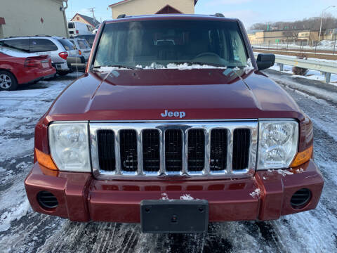 2007 Jeep Commander for sale at Discovery Auto Sales in New Lenox IL