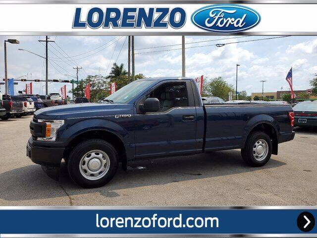 2018 Ford F-150 for sale in Homestead, FL