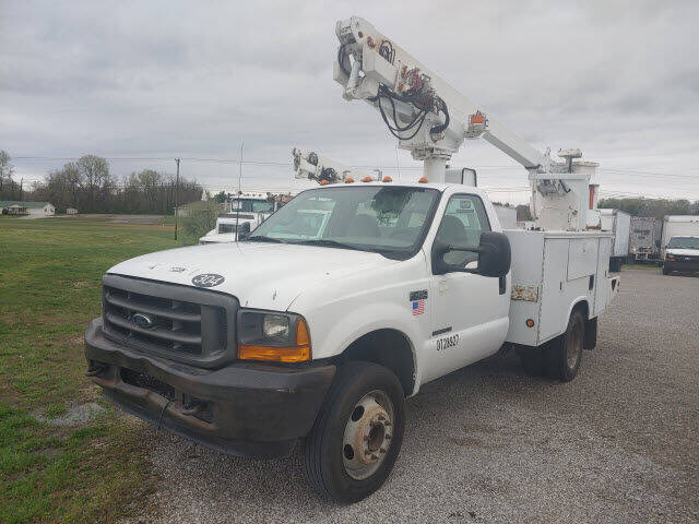 2001 Ford F-450 Super Duty for sale in Somerset, KY