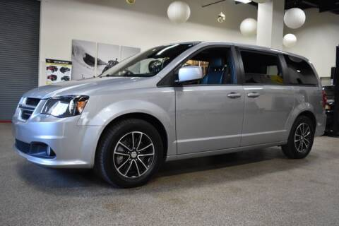2018 Dodge Grand Caravan for sale at DONE DEAL MOTORS in Canton MA