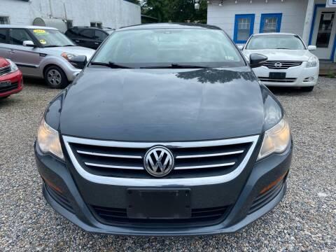 2012 Volkswagen CC for sale at Advantage Motors in Newport News VA