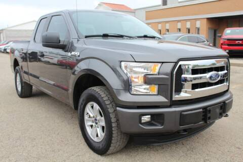 2016 Ford F-150 for sale at SHAFER AUTO GROUP in Columbus OH