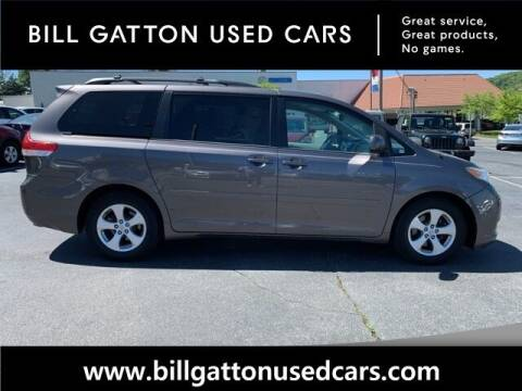 2013 Toyota Sienna for sale at Bill Gatton Used Cars in Johnson City TN