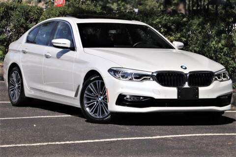 2017 BMW 5 Series for sale at Jersey Car Direct in Colonia NJ