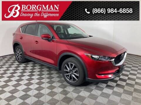 2018 Mazda CX-5 for sale at BORGMAN OF HOLLAND LLC in Holland MI