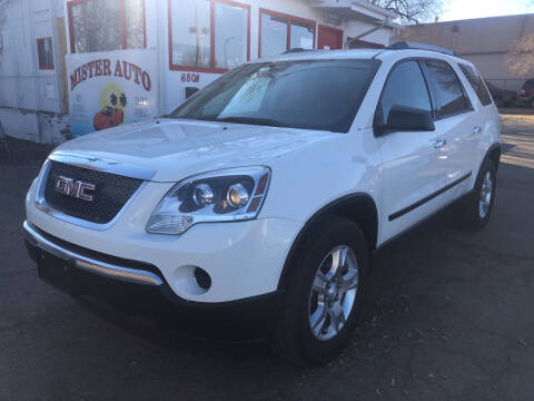 2011 GMC Acadia for sale at Mister Auto in Lakewood CO