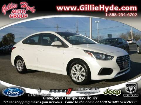 2019 Hyundai Accent for sale at Gillie Hyde Auto Group in Glasgow KY