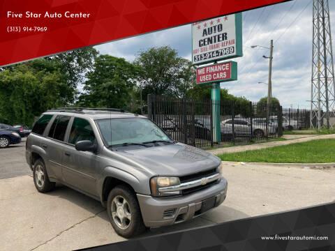 2007 Chevrolet TrailBlazer for sale at Five Star Auto Center in Detroit MI