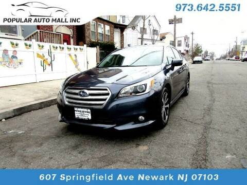 2015 Subaru Legacy for sale at Popular Auto Mall Inc in Newark NJ