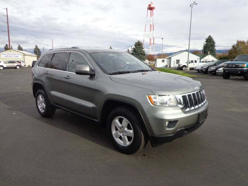 2012 Jeep Grand Cherokee for sale at New Deal Used Cars in Spokane Valley WA