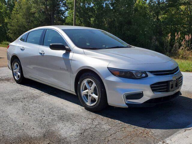 2018 Chevrolet Malibu for sale at Southeast Autoplex in Pearl MS