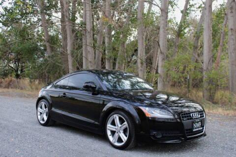 2010 Audi TT for sale at Northwest Premier Auto Sales in West Richland WA