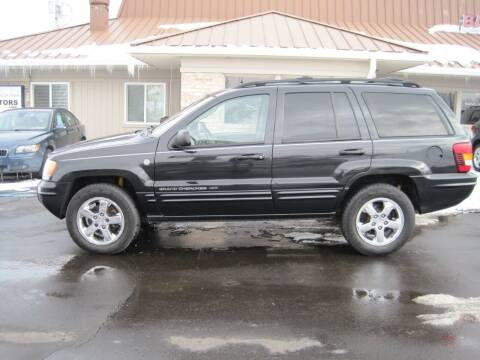 2004 Jeep Grand Cherokee for sale at Motors Inc in Mason MI