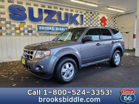 2011 Ford Escape for sale at BROOKS BIDDLE AUTOMOTIVE in Bothell WA