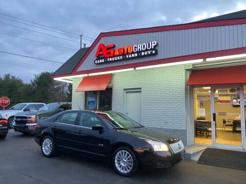 2008 Mercury Milan for sale at AG AUTOGROUP in Vineland NJ