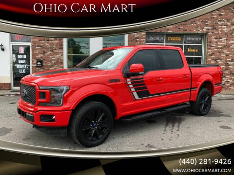 2019 Ford F-150 for sale at Ohio Car Mart in Elyria OH