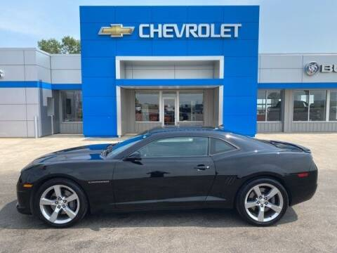 2011 Chevrolet Camaro for sale at Finley Motors in Finley ND
