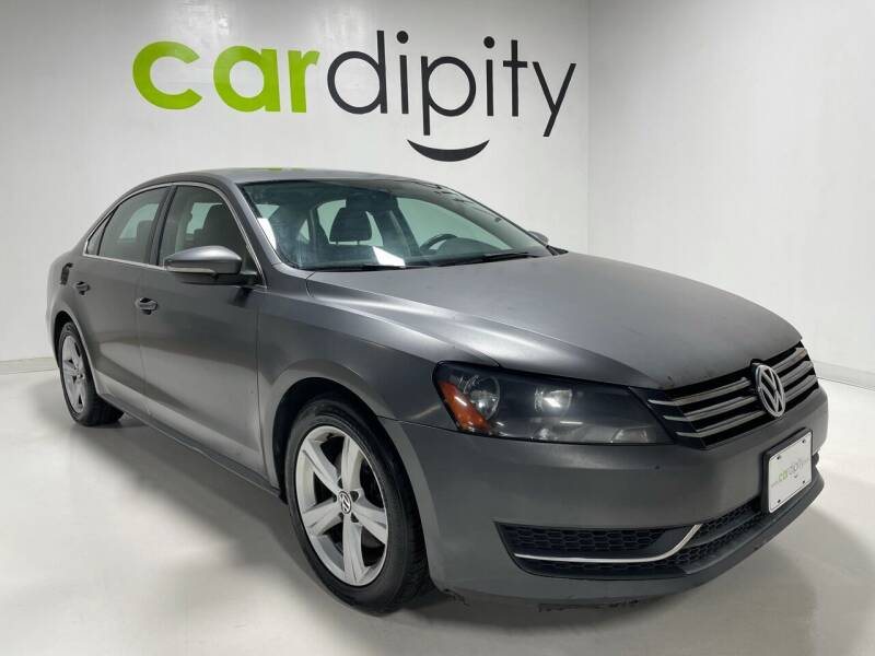 2012 Volkswagen Passat for sale at Cardipity in Dallas TX