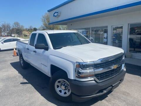 2019 Chevrolet Silverado 1500 LD for sale at MARTINDALE CHEVROLET in New Madrid MO