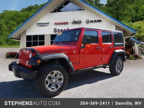 2017 Jeep Wrangler Unlimited for sale at Stephens Auto Center of Beckley in Beckley WV