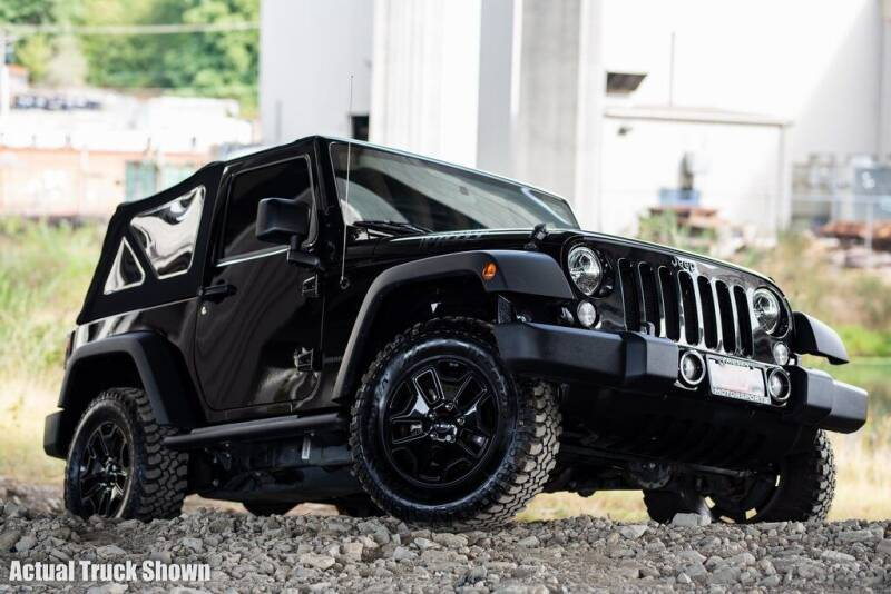 2014 Jeep Wrangler for sale at Friesen Motorsports in Tacoma WA