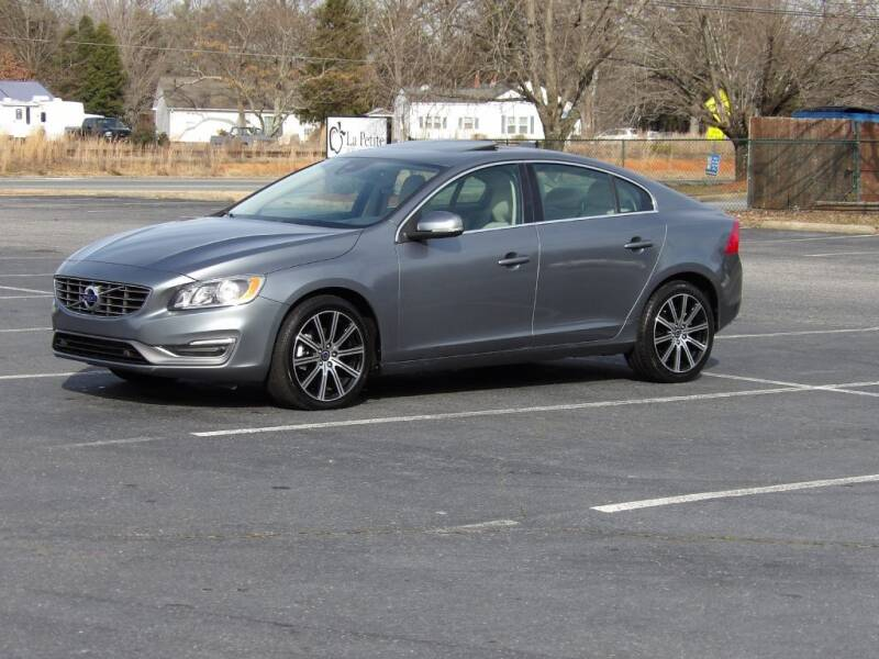 2018 Volvo S60 for sale at Access Auto in Kernersville NC