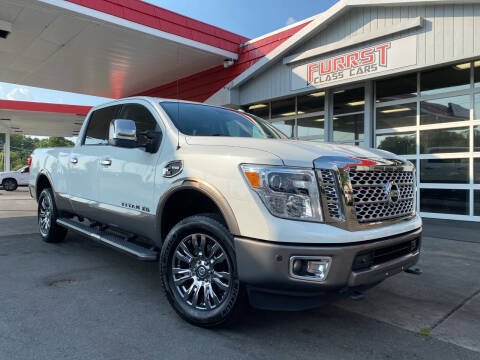 2016 Nissan Titan XD for sale at Furrst Class Cars LLC  - Independence Blvd. in Charlotte NC
