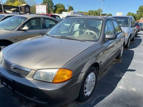 1999 Mazda Protege for sale at JC Auto Sales - West Main in Belleville IL