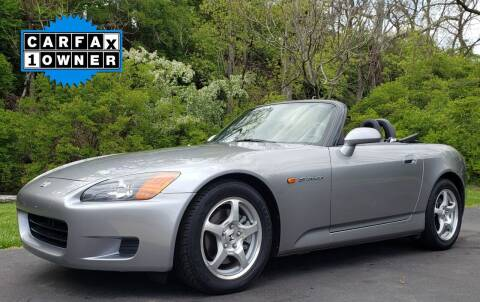 2001 Honda S2000 for sale at The Motor Collection in Columbus OH